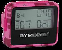 Интервальный таймер Gymboss розовый камуфляж