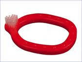 Зубна щітка для малят Infant-O-Brash Miradent (червона), фото 2