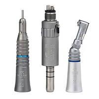 Набор стоматологических наконечников(угловой+прямой+микромотор) NSK EX-203 M4