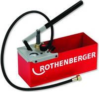 Rothenberger TP 25 опресовочный насос