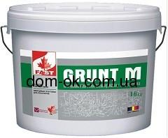 Кварцевая грунтовка FAST GRUNT M, 10л  5 л
