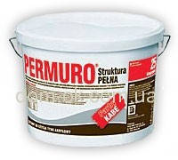 Permuro- акриловая штукатурка короед 2 мм.