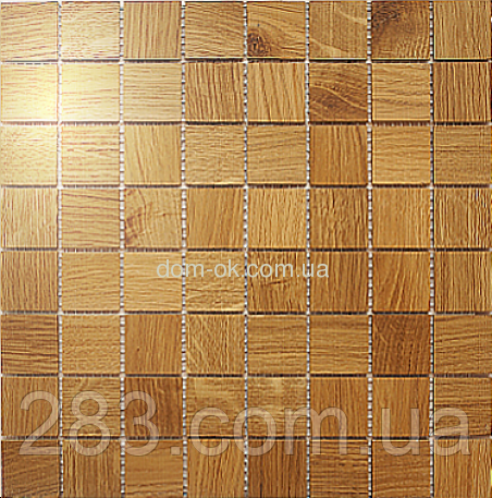 Мозаика 8х8 Дуб- 0,288х0,288м Мозаика 8х8 Дуб