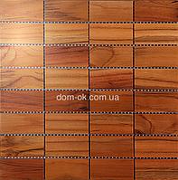 Мозаика 8х4 Под заказ Тик