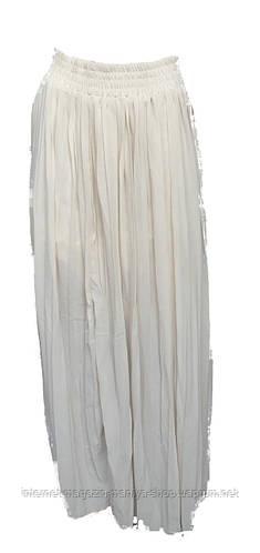 Юбка женская длинная