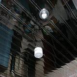 Реечный подвесной потолок, черныйRAL 9005, фото 2