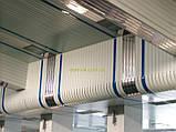 Реечный подвесной потолок, черныйRAL 9005, фото 10