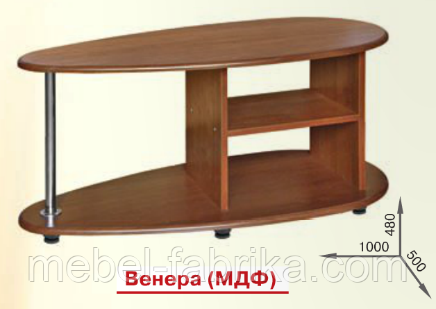 Стол журнальный Венера МДФ 1000  / Стіл журнальний Венера МДФ 1000