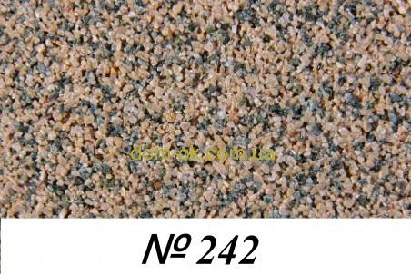 Мозаичная штукатурка ТермоБраво № 242 Ведро 25 кг