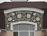 Молдинг фасадный с покрытием МЛ-002, фото 5