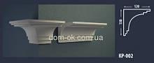 Фасадный карниз из пенопласта с покрытием КР-002