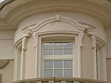 Фасадный карниз из пенопласта с покрытием КР-007, фото 3