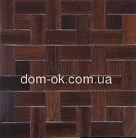 Мозаика деревянная Ritmo 0,324х0,324м Мозаика деревянная Ritmo Дуб термо, фото 1