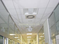 Влагостойкий подвесной потолок Армстронг-  * Материал