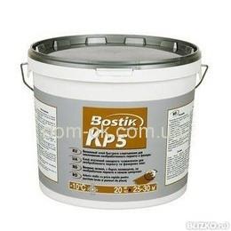 Bostik Tarbicol KP5 * паркетный клей на виниловой основе для покрытий до 15 мм  20 кг.