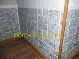 ПВХ панель Регул Орнамент коричневый - 26 К, фото 3