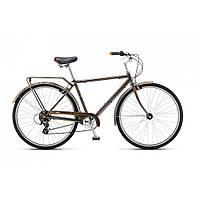 """Велосипед 28"""" Schwinn Coffee 2 рама - L 2015 bronze"""