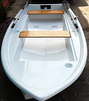 Лодка Муза 3-х местная жесткий корпус (1W1002)