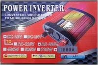 Инвентор 1500-12 W Преобразователь