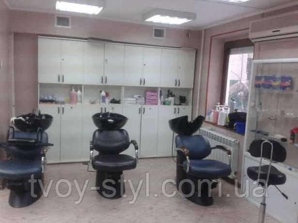 Перетяжка парикмахерских кресел в Днепропетровске