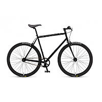 "Велосипед 28"" Schwinn Cutter 1-speed Racing man рама M 2016 gloss black"