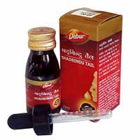 Шатбинду - удаление избытка слизи, отечность Shatbindu oil (50ml) (капли в нос)
