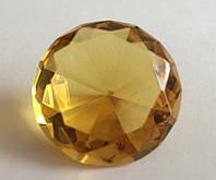 Фен-Шуй кристалл желтый