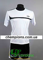 Футбольная форма для команд Umbro Умбро белая