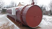Сушка древесины - термодификация