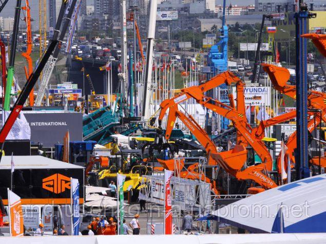 Технологии 2013 года для строительной техники