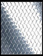 Листы алюминий чечевица 1,5х1200х3000