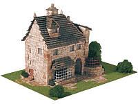 Детский конструктор Дом (маленький) гипс 500 элементов Вилла