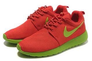 Кроссовки женские Nike Roshe Run / RRW-003 (Реплика)