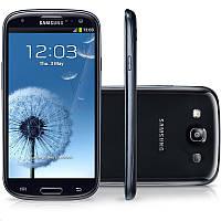 Оригинальный смартфон  Samsung S3 i9300  четырех ядерный процессор  8MP NFC 4.8 ''