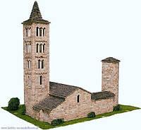Детский конструктор Крепость Монастырь (средний) гипс 1000 элементов