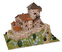Детский конструктор Замок в горах (средний) гипс 1000 элементов