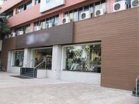 Композитные фасадные панели Legro