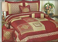 Покрывало-комфортер с подушками в комплекте Victoria