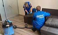 """Чистка мягкой мебели в доме от компании""""ЕВРОУБОРКА"""" 0675594580"""
