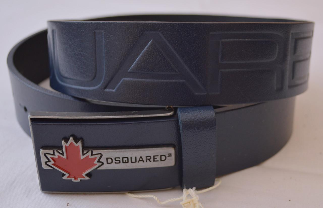 Кожаный мужской ремень DSQUARED14 (копия)