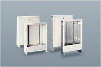Шкаф коллекторный встроенный  435 x 615 - 705 x 110 - 175 GORGIEL
