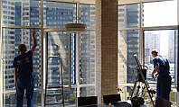 """Мойка фасадов и панорамных окон от компании""""Евруборка"""" 0675594580"""