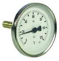 Термометр AFRISO горизонтальный D= 100 L= 68