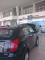 Рейлинги на крышу для Chevrolet Captiva