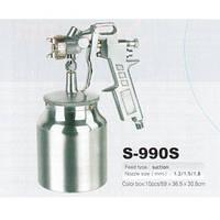 Краскораспылитель пневматический AUARITA S-990S (2.0мм.).
