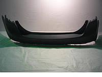 Бампер задний седан б.у для Форд Фокус 3