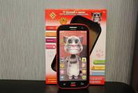 Интерактивный 3D телефон Кот ТОМ
