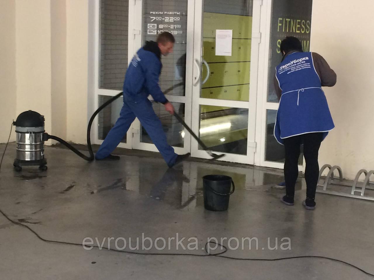 """Клининговые услуги """"ЕВРОУБОРКА""""  0675594580"""