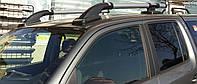 Рейлинги на крышу (оригинал) для Nissan Navara