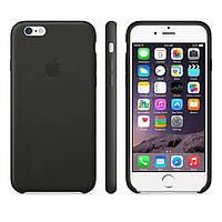 """Silicon Case for iPhone 6/6S (4,7"""") Black, фото 1"""